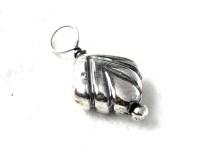 """Подвеска серебряная""""Ромб"""", изготовлена из серебра 925 пробы (92.5 %Sterling Silver)"""