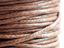 шнур цв. коричневый.
