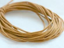 Нейлоновый шнур 0.7 мм. (100% нейлон). Цвет-коричневый.