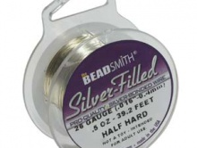 Проволока средней жесткости  Silver-Filled HALF HARD