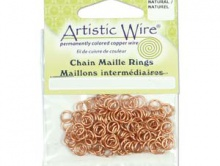 "Chain Maille Rings-Набор открытых Колец ""Artistic Wire"