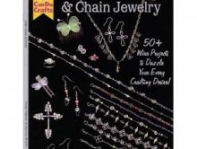 ЖУРНАЛ ПО РУКОДЕЛИЮ Wire Links&Chain Jewelry 19 СТР.