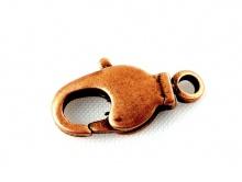 замок-застежка (металл) для изготовления браслетов.