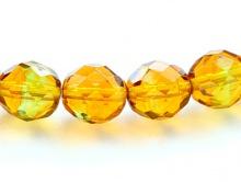 Цвет-(Topaz/Green), прозрачный, золотистый/зеленый