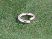 Колечко соединительное открытоесеребряное, материал-серебро 925 пробы(92.5 %),