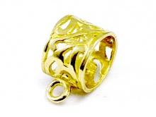 Бейл металл, цвет золото