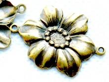 Коннектор ф. цветок