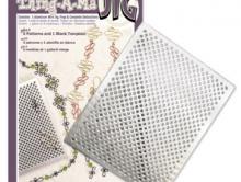 Кондуктор алюминевый для работы с проволокой для создания различных дизайнов украшений для рукоделия.