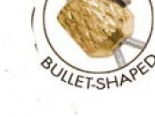 Набор бусин-кримпов  без отвертки, цилиндр