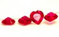 Бусина 7.5 мм. форма сердечко с отверстием на обратной стороне для украшений ручной работы handmade
