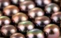 Жемчуг вставка7,5х6мм. с несквозным отверстием, для сережек гвоздиков