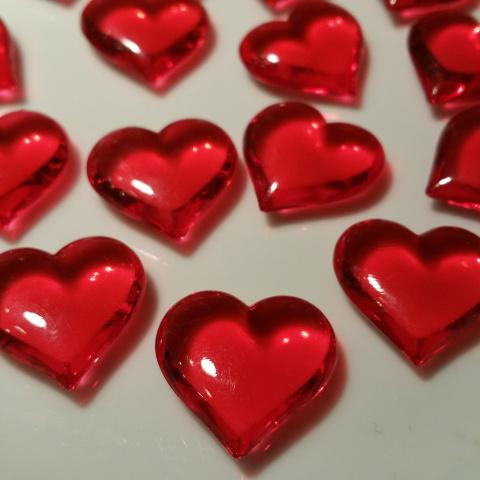 акция на День святого Валентина