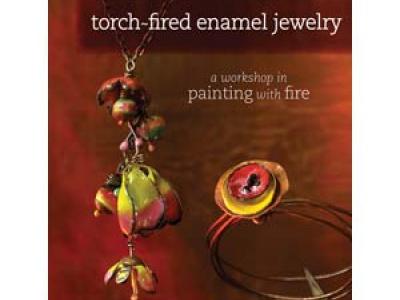 Torch-fired enamel jewelry. Книга 128 стр.