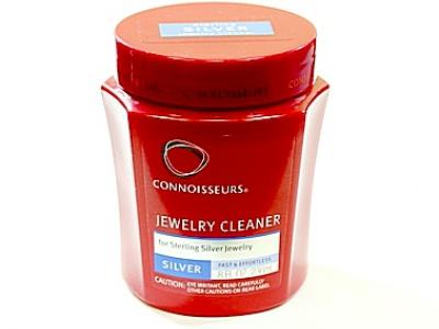 Жидкое чистящее средство для очистки изделий из серебра